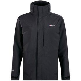 Berghaus Hillwalker Long Shell Jacket Damen black/black